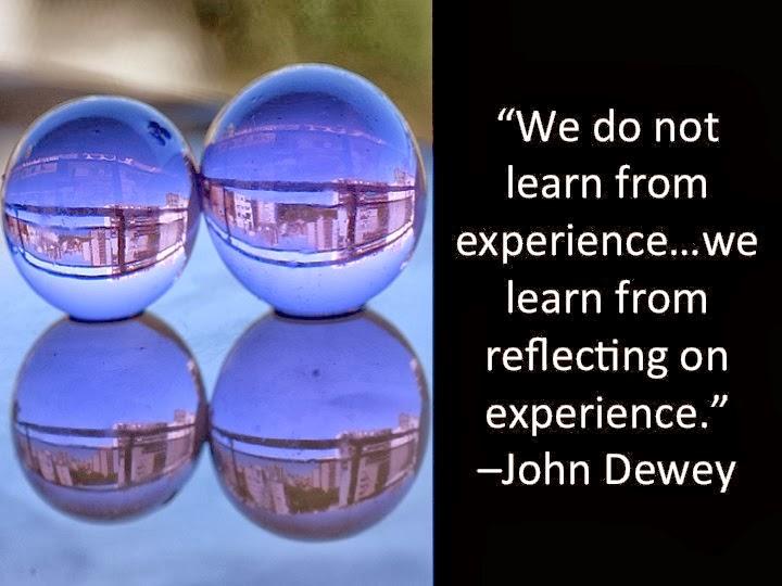 reflection on workshop