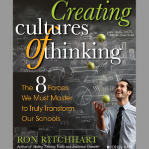 Cultures of Thinking Book Cover